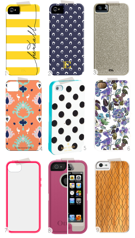 ... iphone 5 case 8 pony print iphone 5 case 9 rose and dots iphone 5 case