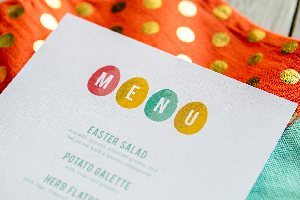 menu template word easter menu template pages easter menu template