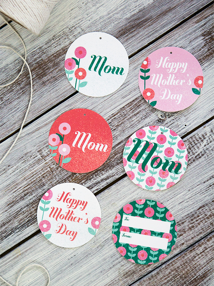 sarah hearts printable mother 39 s day gift tags. Black Bedroom Furniture Sets. Home Design Ideas